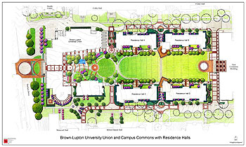 Tcu Physical Plant Projects